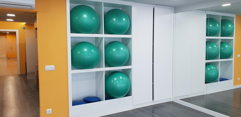 Alquiler de clínica para fisioterapia en A Coruña